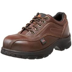 0e1b126a1cf3 Thorogood Women s American Heritage Double Track Safety Toe Oxford  Thorogood.  128.10 Women Oxford Shoes
