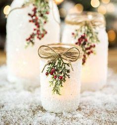 Szereted az egyszerű, de mégis nagyszerű, hangulatostéli dekorációkat, amiket fillérekből, másodpercek alatt el lehet készíteni? Ezt a sóba forgatott havas befőttes üveg lámpást garantáltan imádni fogod! Jól olvastad, a havas karácsonyi lámpás elkészítéséhez semmi másra ...