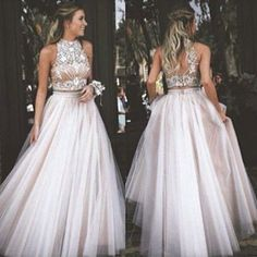 cool two piece prom dresses 15 best outfits