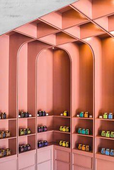 Vincent Nigita, #Pastry, #Interiordesign, Léon design Agency