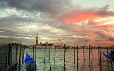 nice Atardecer en Venecia Check more at http://www.discounthotel-worldwide.com/travel/atardecer-en-venecia-14/