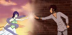 Cobra and Kinana (Fairy Tail) by CobraxKinana on DeviantArt Fairy Tail Love, Fairy Tail Ships, Fairy Tail Anime, Fairy Tail Cobra, Fairy Tail Dragon Slayer, Recent Anime, Fariy Tail, Fairy Tail Couples, Aphmau