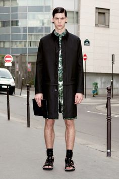Givenchy Menswear Resort 2013