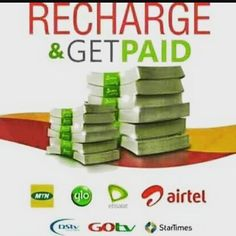 22 Best RECHARGE AND GET PAID APP images in 2019 | App, How