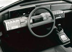 1983 Alfa Romeo Delfino (Bertone)
