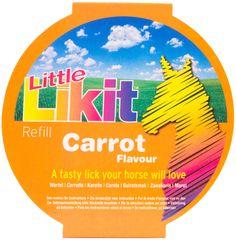 Little Likit Horse Treat Refill Carrot - Item # 42729