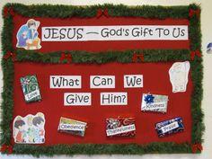 Christmas B-board 2012