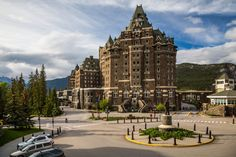 Are these the most haunted hotels in the world Fairmont Banff Springs Hotel