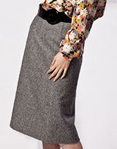 Phot of Sewing Pattern for a Classic Pencil Skirt, Download On lIne PDF Sewing Pattern 483