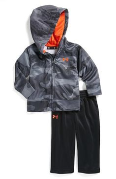 Under Armour 'Future Camo' Hoodie (Baby Boys) available at #Nordstrom