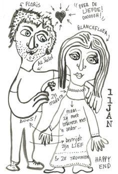 Middeleeuwse literatuur, da's nog eens romantiek