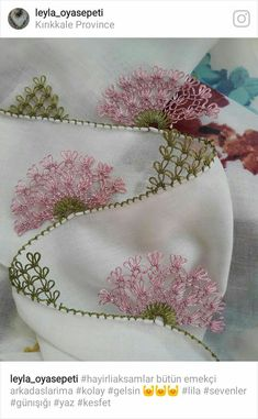 Thread Art, Needle And Thread, Crewel Embroidery, Ribbon Embroidery, Button Art, Bargello, Thread Crochet, Handmade Design, Lace Design