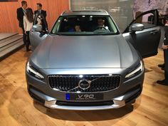 The 2018 Volvo V 90 Cross Country