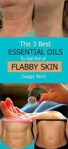 The 3 Best Essential Oils To Tighten Skin (Saggy Skin)
