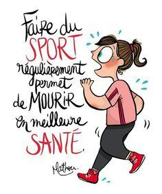 Mathou : le sport