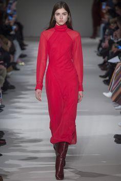 Victoria Beckham коллекция | Коллекции осень-зима 2017/2018 | Нью-Йорк | VOGUE