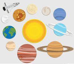 Το ηλιακό σύστημα στο Νηπιαγωγείο (1)