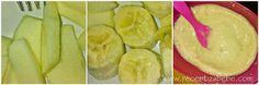 Kašica od banane i jabuke 6+ ~ Recepti za bebe
