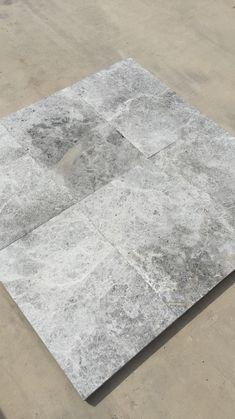 Ritali grey marble Sandblasted Pavers  610x406x30mm  406x406x30mm  610x406x12mm  406x406x12mm Tiles, Marble, Stone, Grey, Home Decor, Room Tiles, Gray, Rock, Decoration Home