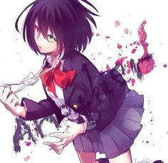 This is a nice image - Another Misaki, Another Anime, Anime One, Me Me Me Anime, Anime Stuff, Anime Girls, Koi, Corpse Party, Cartoon Games