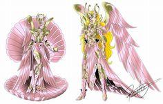 Fanart Saint Seiya Goddess Aphrodite