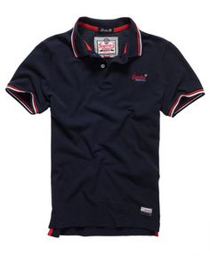 Superdry Twin Tipped Polo