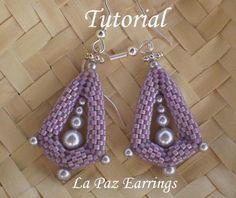 TUTORIAL La Paz Earrings