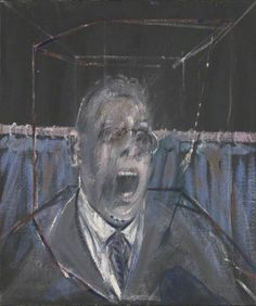 Study for a Portrait Francis Bacon 1909–1992 (UK)