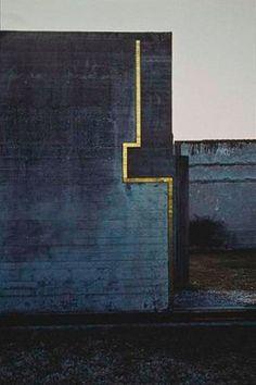 blueberrymodern: pichonsito: Carlo Scarpa (arquitecto) y Daniel Boudinet (fotógrafo), Brion tumba (siglo 20)