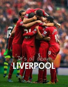 We are a family.we are Liverpool