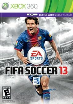 @Mad Over Donuts #AmMadAbout FIFA 13 coz its such an awesome game of my favorite sport and I am madly in LOVE with it!