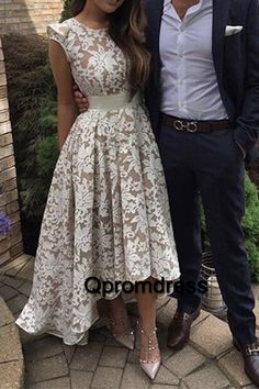 Handmade item Materials: Lace Made to order Color:Refer to image  Processing time:15-25 business days Delivery date:5-10 business days  Dress code:E6253A  Fabric: Lace Embellishment:Sash Straps:With Straps Sleeves:Sleevless Silhouette:A-line Neckline:O neck Hemline:Full length Back d