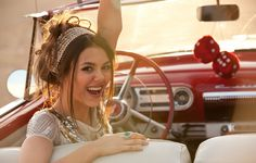 Victoria Justice   2011 Photo Shoot #glamour #fashion #style #retro #photography