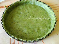 La ricetta della pasta frolla al pistacchio del maestro Montersino, ottima per tante preparazioni di pasticceria.