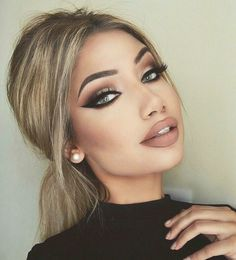 Astounding 73 Matte Makeup Ideas That You Must Try https://www.fashiotopia.com/2017/05/22/73-matte-makeup-ideas-must-try/ Do not purchase a dress in the hope you will drop some weight. It's possible for you to put this all around the body for a body mask if you want.