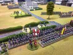 The Stronghold Rebuilt: Waterloo - The Action Around La Haye Sainte