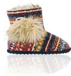 Rocket Dog snowflake tribal print  slipper boots  zumiez Snow Angels c3e8abb301e