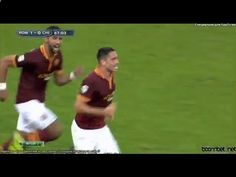 AS ROMA vs. Chievo (1-0) All Goals and Highlights (31/10/2013) bet on this weekend fixrure using our tips at www.foot-ballbett...