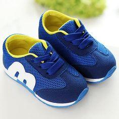 Yeni çocuk shoes kız erkek spor shoes kaymaz yumuşak alt çocuklar moda sneaker rahat nefes örgü (bebek/küçük çocuk)