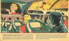 http://gizmodo.com/42-visions-for-tomorrow-from-the-golden-age-of-futurism-1683553063