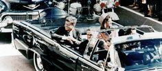 John F. Kennedy: coup d'état 22.11.1963