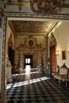 Borgia's palace , Gandia , Spain