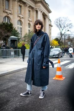 101 Besten Winter und Herbst Street Style Inspiration 101 Best Winter and Autumn Street Style Inspiration – Fall Street Style # Tomboy Fashion, Look Fashion, Fashion News, Fashion Models, Fashion Trends, Fashion Black, Curvy Fashion, Look Street Style, Street Style 2017