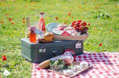 valentine day picnic