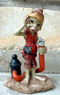 Pixie Fireman Anthony Fisher Pixies – johnnyappleseedhomeandyard