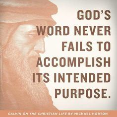 Calvin on the Christian Life by Michael Horton Christian Life, Christian Quotes, Quotable Quotes, Wisdom Quotes, John Calvin Quotes, Martin Luther Reformation, Surrender To God, Grace Alone, Sayings