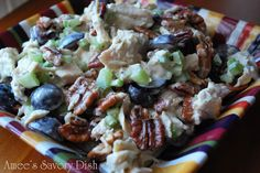Paleo Chicken Salad  #justeatrealfood #ameessavorydish