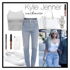 """""""Kylie Jenner ♥"""" by ajla55 ❤ liked on Polyvore featuring Lacoste, Vetements and MICHAEL Michael Kors"""