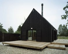Wooden Summer House, amazing textures