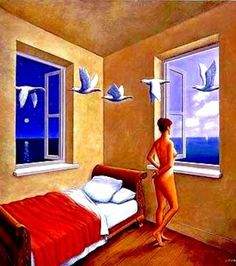Rafal Olbinski Catalogue Of Works - Curtis Holloway - Picasa Web Albums